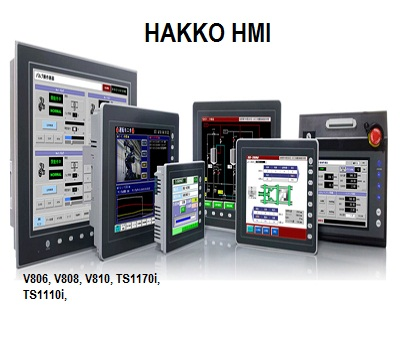 HAKKO HMI ready stock for Lafer and Ferraro Compactor Machine.